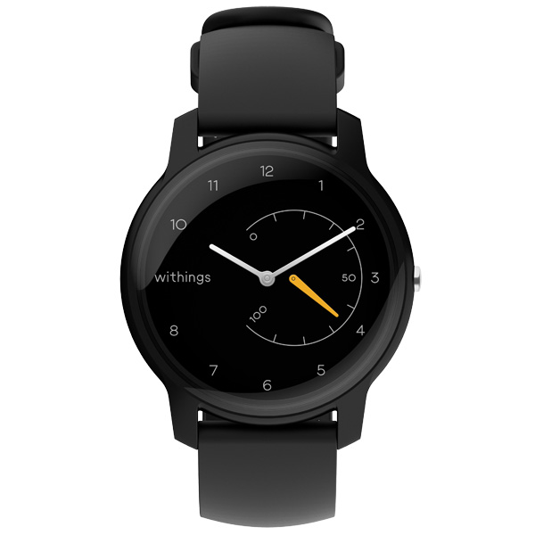 WITHINGS Withings Move Black & Yellow HWA06MODEL1ALLAS [振込不可]
