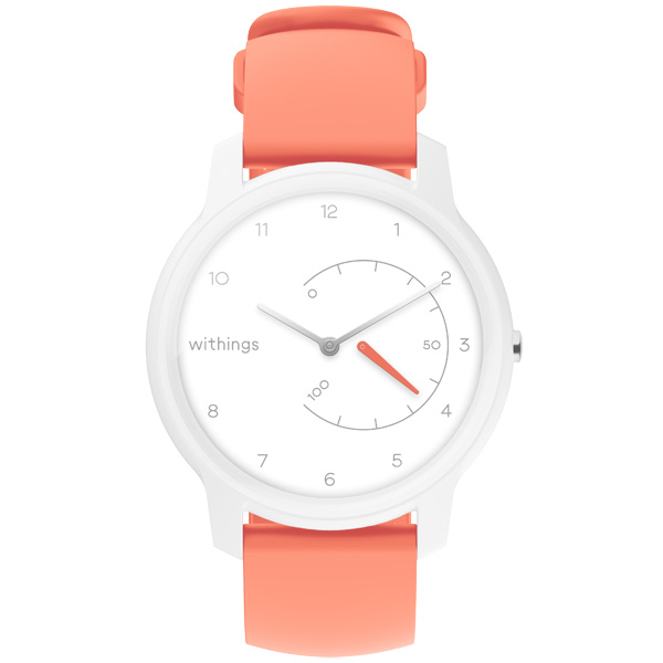 WITHINGS Withings Move White & Coral HWA06MODEL5ALLAS [振込不可]