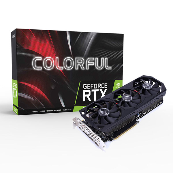 【新品】COLORFUL(カラフル) Colorful GeForce RTX 2070 SUPER 8G (GeForceRTX2070SUPER)