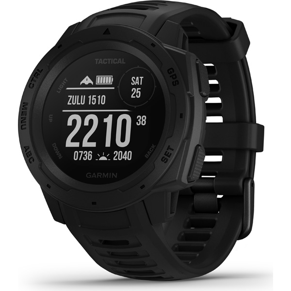 GARMIN(ガーミン) INSTINCT Tactical 010-02064-82 Black (0100206482)