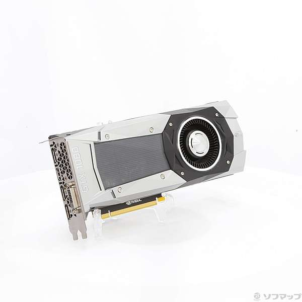 【中古】ZOTAC(ゾタック) GeForce GTX 1080 Founders Edition ZT-P10800A-10P 【291-ud】