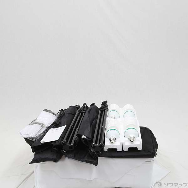 【中古】FOSTIAN LS-2000 Softbox Lighting Kit 【291-ud】