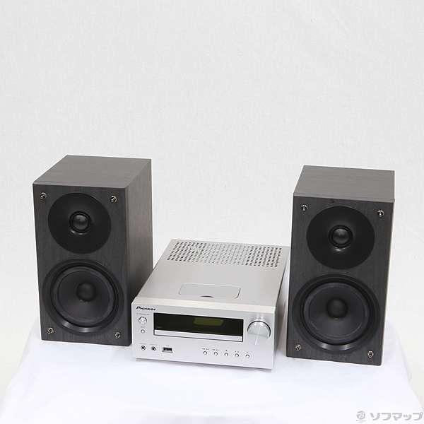 【中古】Pioneer(パイオニア) X-HM50 (iPod/iPhone対応CDミニコンポ) 【291-ud】