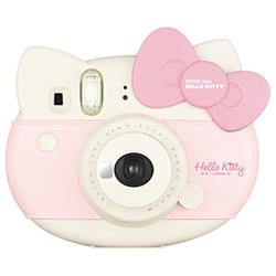 FUJIFILM フジフイルム インスタントカメラ チェキ instax 完全送料無料 mini ハローキティ 売れ筋 INSMINIKITCAMERAPK ピンク