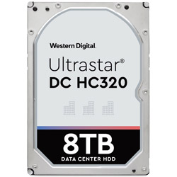 Western Digital Ultrastar DC HC320 HUS728T8TALE6L4 (3.5インチ/8TB/SATA) HUS728T8TALE6L4
