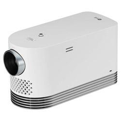 LG(エルジー) ホームプロジェクター 超短焦点モデル HF80LS HF80LS ホワイト HF80LS