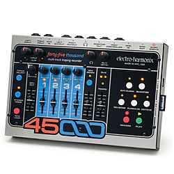 ELECTROHARMONIX その他エフェクター 45000 MULTI-TRACK RECORDER 45000MULTITRACKRECOR