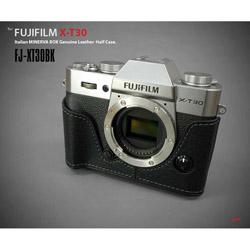 LIMS 富士フィルム X-T30用ケース FJ-XT30BK ブラック FJXT30BK