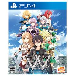 バンダイナムコエンターテインメント ソードアート・オンライン Game Director's Edition 【PS4ゲームソフト】