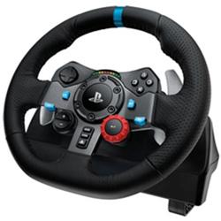 ロジクール(Logicool) PS3/PS4用 G29 ドライビングフォース [LPRC15000] G29ドライビングフォース