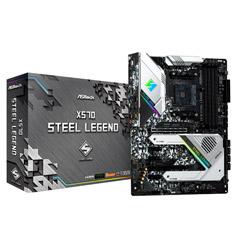 ASRock(アスロック) X570 Steel Legend X570STEELLEGEND