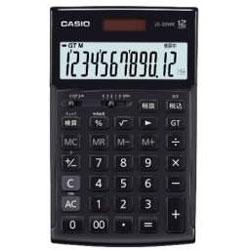 CASIO カシオ本格実務電卓 12桁JS 20WK MBK NモノトーンブラックJS20WKMBKNn80OXwPk
