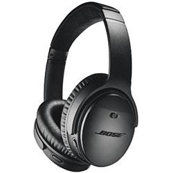 BOSE(ボーズ) Bluetooth対応[ノイズキャンセリング] ヘッドホン (ブラック) QuietComfort 35 wireless headphones II QUIETCOMFORT35IIBLK [振込不可]
