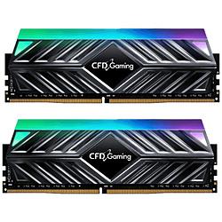 CFD(シーエフディー) W4U4133HX1-8G デスクトップ用DDR4メモリ [288pin/DDR4-4133/8GBx2] W4U4133HX18G