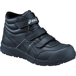 アシックス FCP302.909024.5 ブラックXブラック 24.5cm ウィンジョブCP302 アシックス