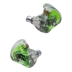 iBasso Audio(アイバッソ オーディオ) イヤホン カナル型 グリーン AM05Green AM05Green