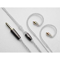 MEZE リケーブル RAI PENTA 4.4mm Silver Plated Upgrade Cable MRAI-4.4SP-J MRAI4.4SPJ