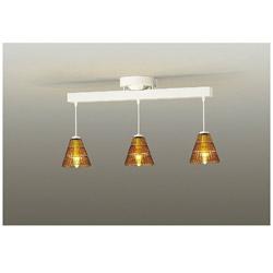 大光電機 LED3灯コードシャンデリア DXL-81222 電球色 DXL81222