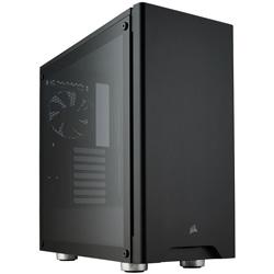 CORSAIR(コルセア) 275R Tempered Glass Black CC-9011132-WW (ミドルタワーケース/電源別売り/ブラック) CC9011132WW