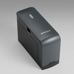 RICOH(リコー) RICOH Handy Printer Black モバイルプリンター RICOH Handy Printer ブラック HANDYPRINTERBK