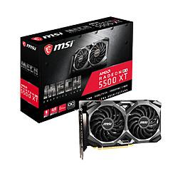 MSI(エムエスアイ) RADEONRX5500XTMECH8G グラフィックボード  [8GB /Radeon RXシリーズ] RADEONRX5500XTMECH8G