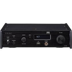 TEAC(ティアック) 【ハイレゾ音源対応】ネットワークプレーヤー/USB DAC(ブラック) NT-505-B NT505B