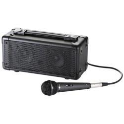 SANWA SUPPLY(サンワサプライ) マイク付き拡声器スピーカー(Bluetooth対応) MM-SPAMPBT MMSPAMPBT