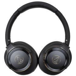 audio-technica(オーディオテクニカ) ブルートゥースヘッドホン (ブラックゴールド) ATH-WS660BT BGD ATHWS660BTBGD