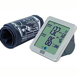 日本精密測器 上腕式デジタル血圧計 DSK-1051J シルバー【ビックカメラグループオリジナル】 DSK1051J