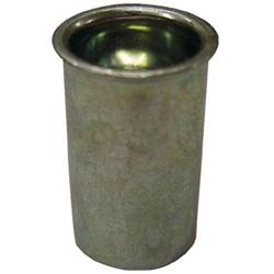 ロブテックス ナット (500本入) Kタイプ アルミニウム 10-2.5 NAK1025M NAK1025M