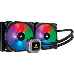 CORSAIR(コルセア) H115i RGB PLATINUM CW-9060038-WW (水冷CPUクーラー) CW9060038WW