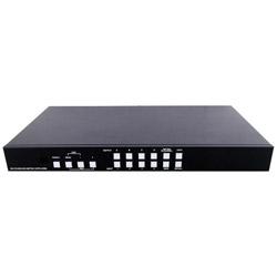 ハイパーツールズ 4入力4出力HDMIマトリクススイッチ CDP-S44SM CDPS44SM