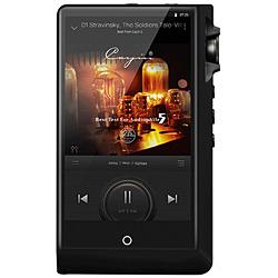 カイン ハイレゾポータブルプレーヤー N6iiT01 ブラック [64GB /ハイレゾ対応] N6IIT01