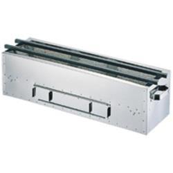 アサヒサンレッド 木炭用コンロ 450×140×H165mm <DKV42414> DKV42414