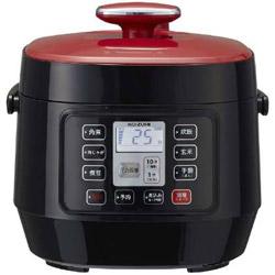 超特価SALE開催 海外 コイズミ 電気圧力鍋 KSC-3501-R KSC3501R レッド
