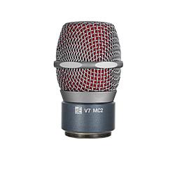 SE ELECTRONICS Sennheiser ハンドヘルドトランスミッター対応ダイナミックマイク V7 MC2 / BLUE V7MC2BLUE