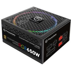 Thermaltake TOUGHPOWER GRAND RGB 650W PS-TPG-0650FPCGJP-R (80PLUS GOLD認証取得/650W) PSTPG0650FPCGJPR