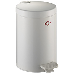 ウエスコ ペダルビン プラスチックライナー5L -104 トレンド 正規認証品 新規格 10401201 ホワイト 104012-01