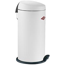 ウエスコ キッチンペダルビン&メタルライナー22L CAPBOY MAXI ホワイト 121531-01 12153101