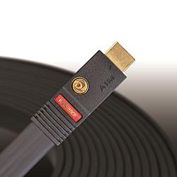 エイム電子 【HDMIフラットケーブル】PAVA-FLR05MK2 PAVA-FLR05MK2 [5m /HDMI⇔HDMI /スタンダードタイプ] PAVAFLR05MK2