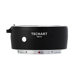 TECHART 電子マウントアダプター TZC-01 【カメラ側:ニコンZマウント レンズ側:キヤノンEFマウント(EF-Sタイプも装着可能)】 TZC01
