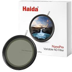HAIDA ナノプロ バリアブル ND フィルター ハイダ HD422177 77mm 人気ショップが最安値挑戦 HD4221-77 通販