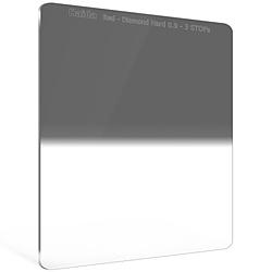 HAIDA レッドダイヤモンド ハードグラデーション ND0.9(8×) フィルター 150×170mm HAIDA (ハイダ) HD4394 [150×170mm] HD4394