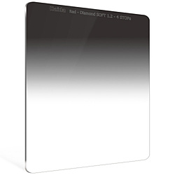 HAIDA レッドダイヤモンド ソフトグラデーション ND1.2(16×) フィルター 150×170mm HAIDA (ハイダ) HD4383 [150×170mm] HD4383