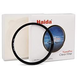 HAIDA ナノプロ クリア フィルター 105mm HAIDA (ハイダ) HD3290-105 [105mm] HD3290105
