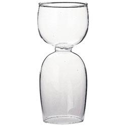 ミヤザキ食器 コケシグラス クリア(6ヶ入) KO0204 M <RKKB602> RKKB602