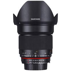 SAMYANG サムヤン 16mm F2.0 ED AS UMC CS ペンタックスKマウント APS-C 広角レンズ MFレンズ 16MMF20CSペンタックス 法要 EW-FA13-Mおゆうぎ会 通勤 修理保証