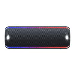 SONY(ソニー) ≪海外仕様≫ツーリストモデル ブルートゥーススピーカー SRS-XB32 BC E ブラック [Bluetooth対応 /防水] SRSXB32BCE