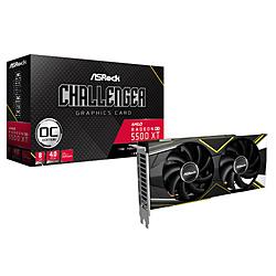 【中古】ASRock(アスロック) Radeon RX 5500 XT Challenger D 8G OC【291-ud】