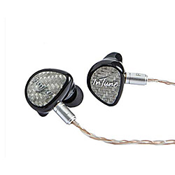 iBasso Audio(アイバッソ オーディオ) IT04 Silvery【φ2.5mm 超ミニプラグ】 耳かけカナル型イヤホン IT04SILVERY